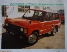 Range Rover 1971 Suffix A