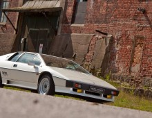 Lotus Turbo Esprit 1986 – sold