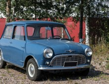 Morris Mini Minor 850 – 1965 matching nos