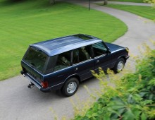 Range Rover Vogue LSE 1995 -sold to Åboland