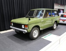 Range Rover 1977 – Suffix D – sold to Germany