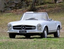 Mercedes-Benz 230 SL 1964