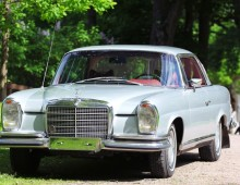Protected: Mercedes-Benz 280 SE 3.5 Coupé 1970