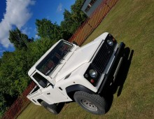 expected soon – Land Rover Defender 1997