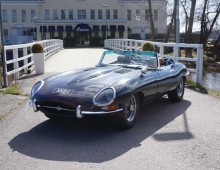 Jaguar E-type Roadster 1965