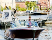 Riva Super Florida 1964 -sold