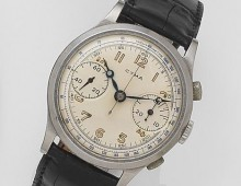 Cyma 1950's Chronograph -SOLD