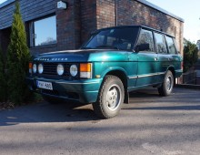Range Rover Vogue 3.9 – 1990 RESERVED