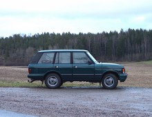 Range Rover Vogue 3.9 -1990