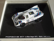 Porsche 917 Le Mans model car