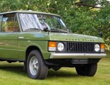 Range Rover 1976 -Suffix D
