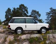 Range Rover last 2dr, sold @Bonhams Goodwood 2019