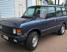 Range Rover Vogue EFi 1988