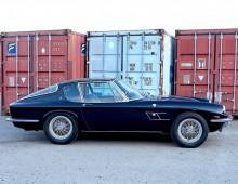 Maserati Mistral 3700 Coupé 1965