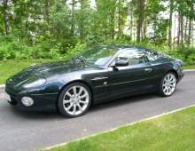 Aston Martin DB7 Vantage 2003