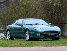 Aston Martin DB7 Vantage 2000