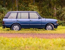 Range Rover Vogue LSE 1993 -sold to Helsinki