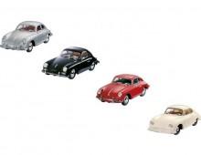 Porsche 356 model car set