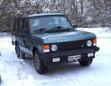 Range Rover Vogue 3.5 EFi 1989 -sold