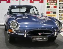 Jaguar E-type S1 FHC 1963