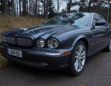 Jaguar XJR Supercharged -2004