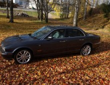 Jaguar XJR Supercharged -2004