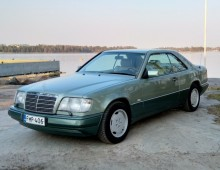 Mercedes-Benz 230 CE Coupé 1990