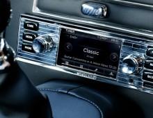 Jaguar Classic Infotainment System