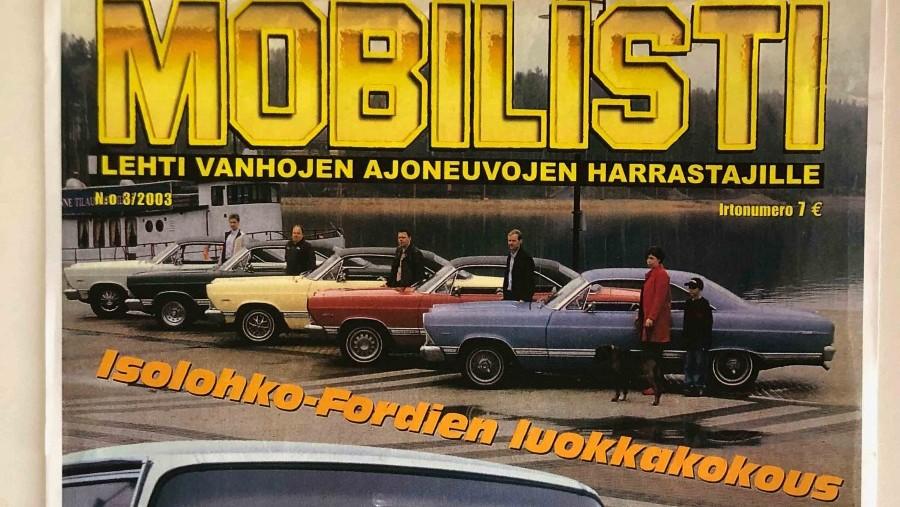 1. Mobilistin kansi 3.2003