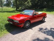 Maserati Biturbo Spyder Zagato 1986/1988 -SOLD