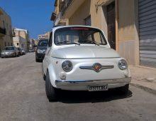 "Fiat 500F ""La Perla"" 1973"