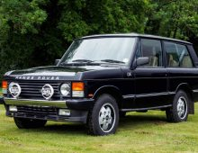 Range Rover V8 2-door 1991 -to be built as CSK Tribute?