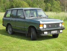 Range Rover Vogue 3.5 EFi 1989