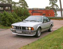 BMW 635 CSi Coupé 1985
