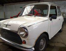 Mini 1000 Automatic 1980