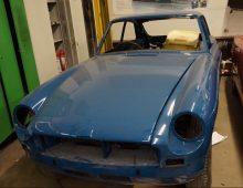 MGB GT V8 1973