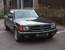 Mercedes-Benz 560 SEC 1990