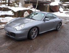 Porsche 911 Carrera 4S -reserved