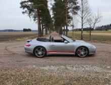 Porsche 911 Carrera 4S Cab 2006 -sold