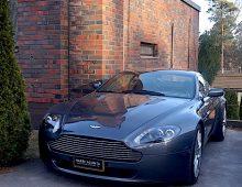 Aston Martin V8 Vantage 2006 -sold