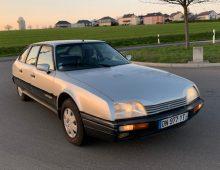 Citroën CX Leader 1987