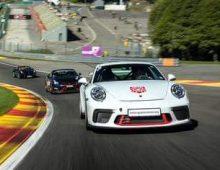 Porsche 911 GT3 4.0 Clubsport 2018