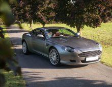 Aston Martin DB9 manual 2007