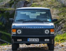 Range Rover Vogue SE 1991