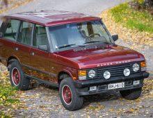 Range Rover Vogue 3.9 1990